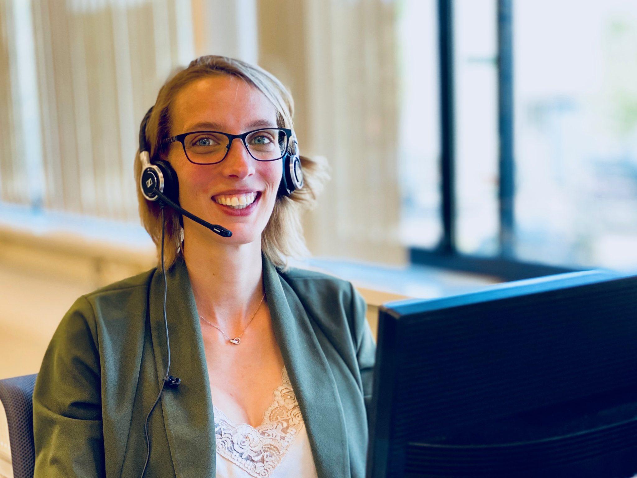 Accountmanager Blanche Nowak